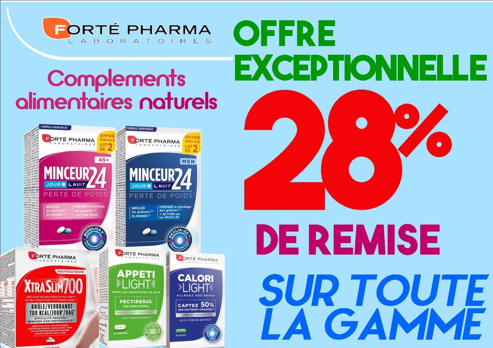 PROMO Forte Pharma