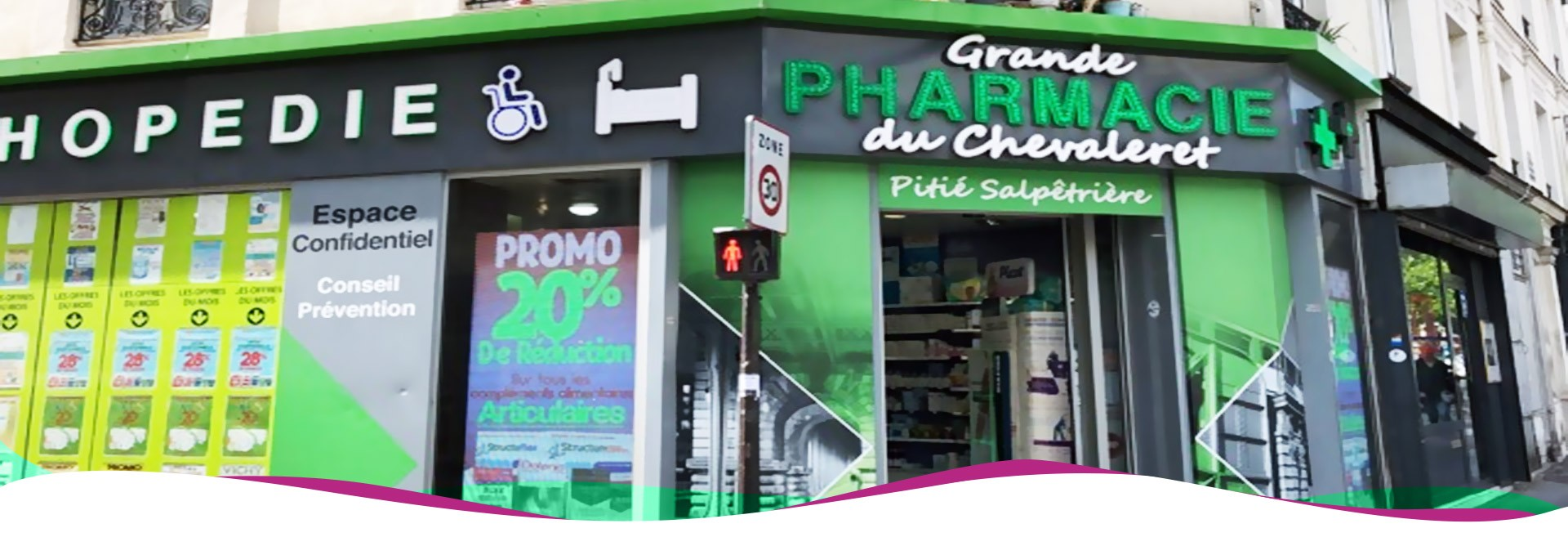 pharmacie à Paris 13